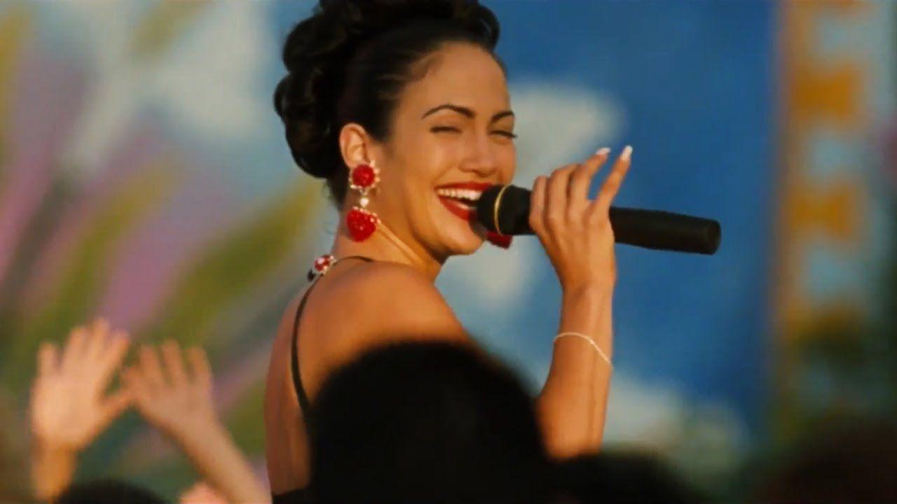 Selena Bidi Bidi Bom Bom Pelicula Hd Selena Selena Quintanilla Perez Dance Movies
