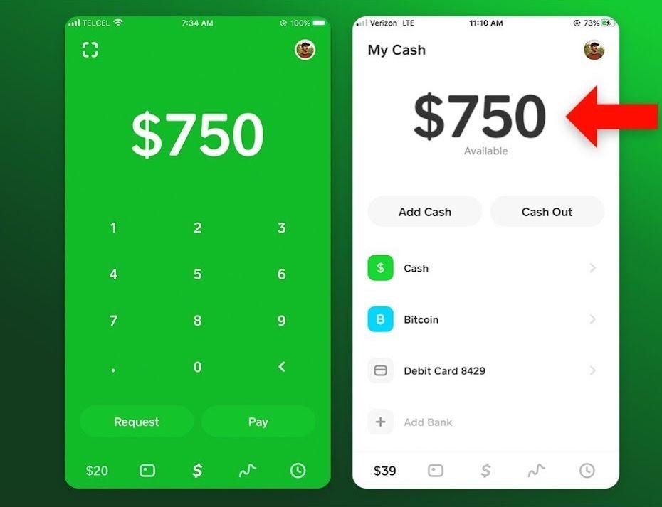 Get 750 Cash App Ways To Earn Money App Free Money