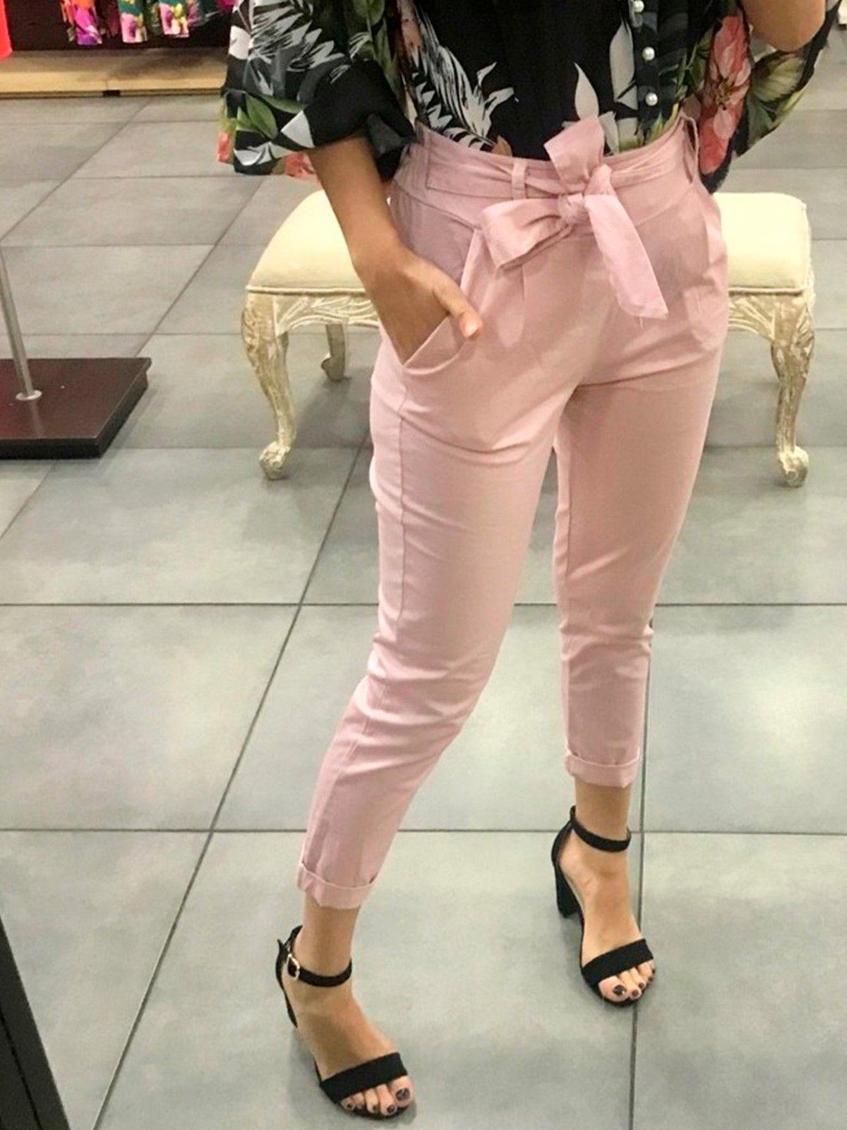 Pin En Pantalon