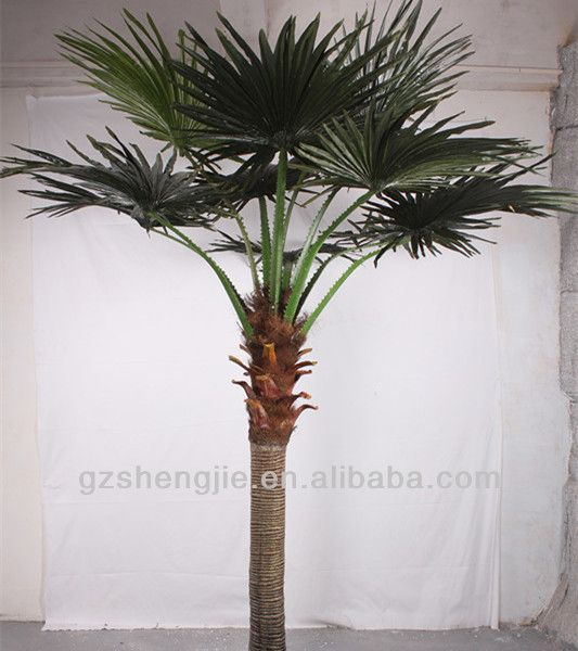 artificial palm tree leaves large outdoor artificial trees sj artificial big tree buy steel. Black Bedroom Furniture Sets. Home Design Ideas