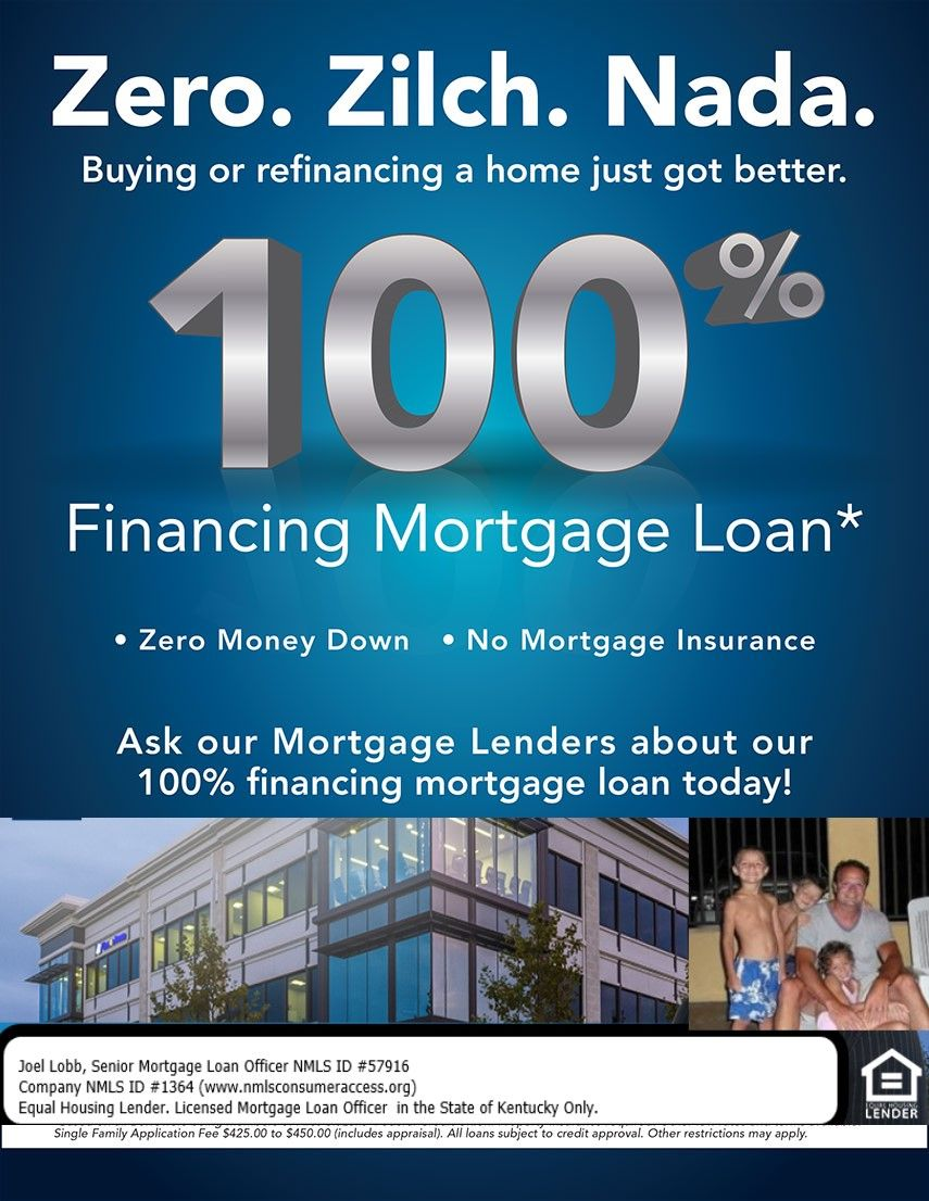 100 Financing Home Loans In Kentucky With Images Mortgage