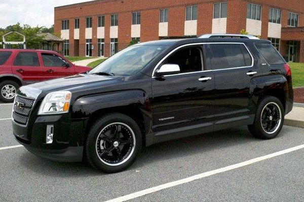 Similar To Our Gmc Terrain It S So Nice Handles Well Great Size For Long Trips Perfect For Snow Lovee The Exterior And In Gmc Terrain Gmc Crossover Cars