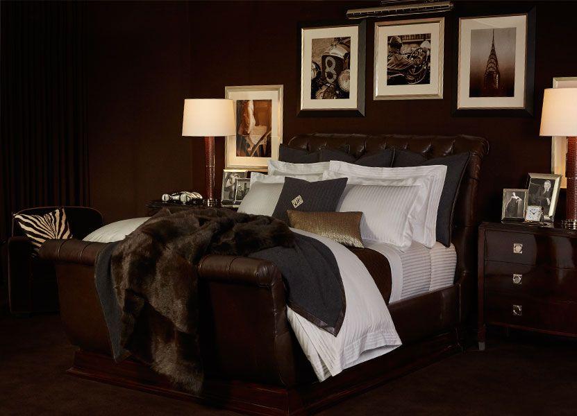 Penthouse Suite Ralph Lauren Home RalphLaurenHomecom - Ralph lauren bedrooms
