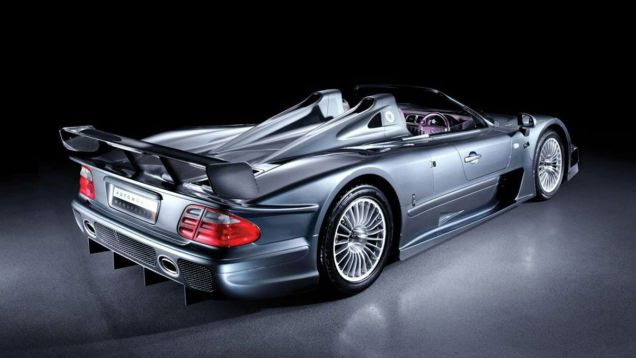 The Most Ridiculous Limited Edition Supercars Ever Made Mercedes Benz Mercedes Clk Gtr Benz