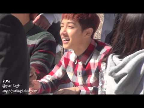 Poor Gikwang needs some sunglasses 131018