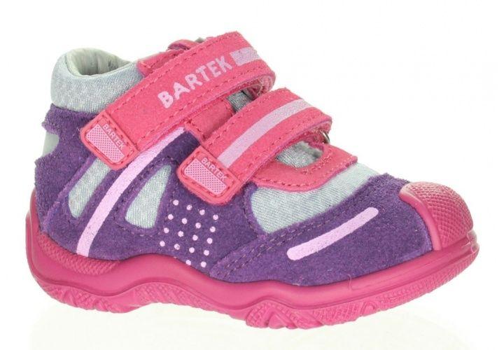 Buty Bartek Trzewiki Fiolet T 61557 122 Ii Baby Shoes Kids Fashion Shoes