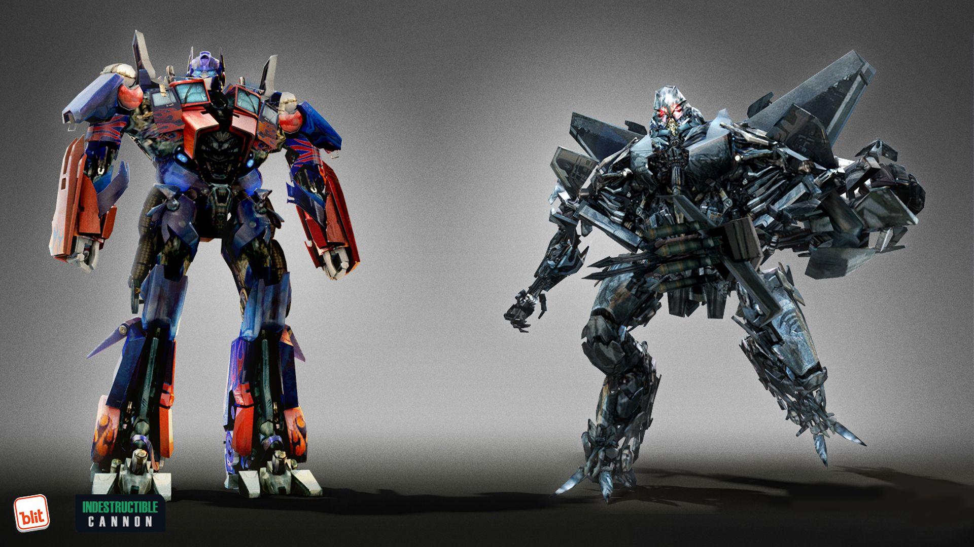Transformers 3: Dark Of The Moon: Victory Is Sweet