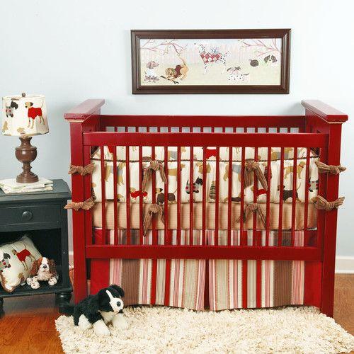 Crib Bedding Boy