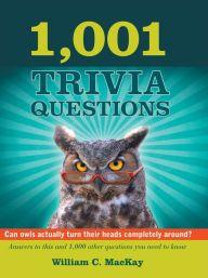 1,001 Trivia Questions