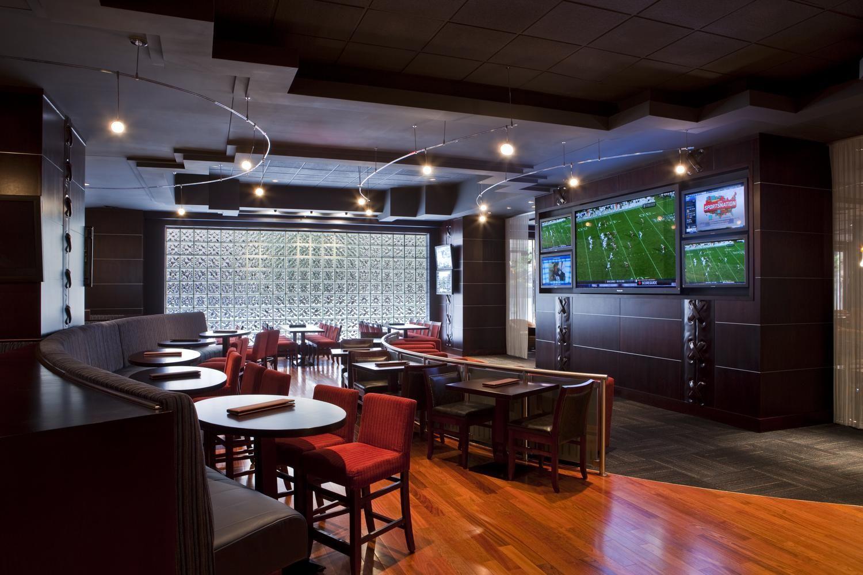 Callahan's Bar and Grill Small media rooms, Dallas