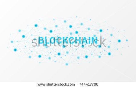 Block chain Technology and Financial Technology concept Fin-tech