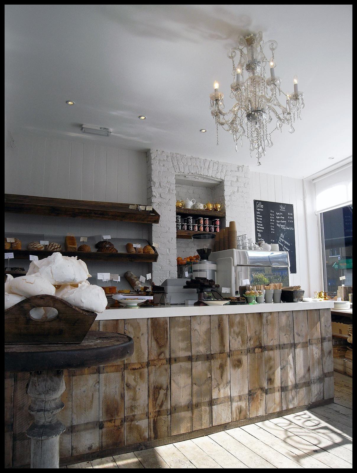 i heart interiors loafing cafe london