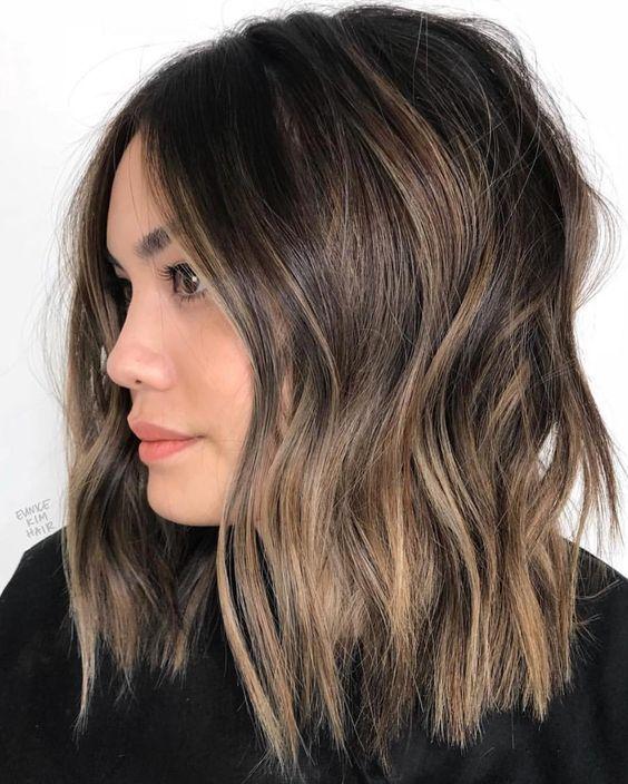 70 Trendy Balayage Short Hair Looks