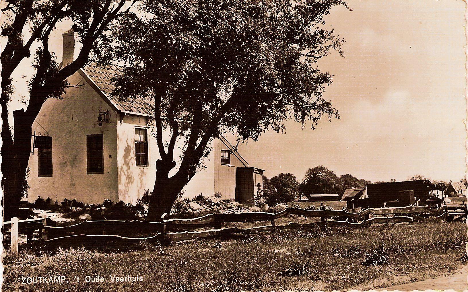 Zoltkamp - veerhuis