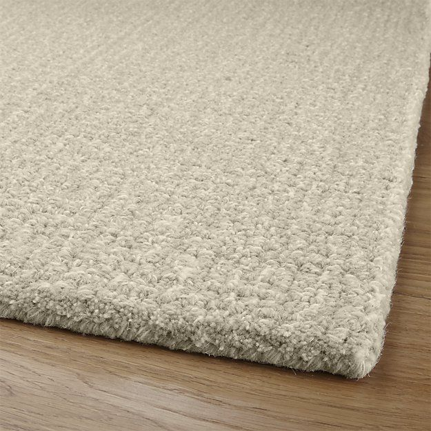 Quinn Natural Wool Rug Crate And Barrel Apartment Time Rugs Wool Rug Wool Area Rugs
