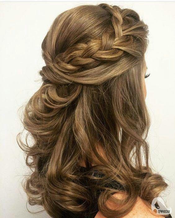 Tutorial Videos Diy Lovely Hairstyle Hairdo Braid Gorgeous Stunning Perfect Wedding Hairstyles For Medium Hair Medium Length Hair Styles Hair Lengths