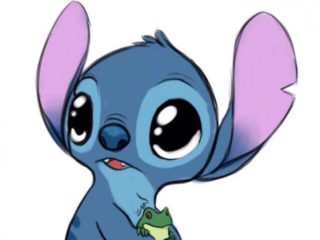 What Disney And Disney Pixar Character Are You Stitch Drawing