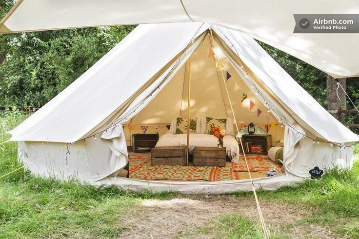 10 Unreal Pads That Cost Less Than NYC Rent & 10 Unreal Pads That Cost Less Than NYC Rent | Bell tent Tents and ...