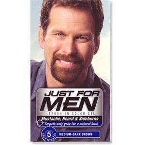 Just for men color gel-medium dark brown 4911 | Products | Pinterest ...
