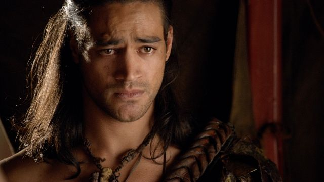 Season 4 Nasir Learns That Agron Did Not Return From The Battle