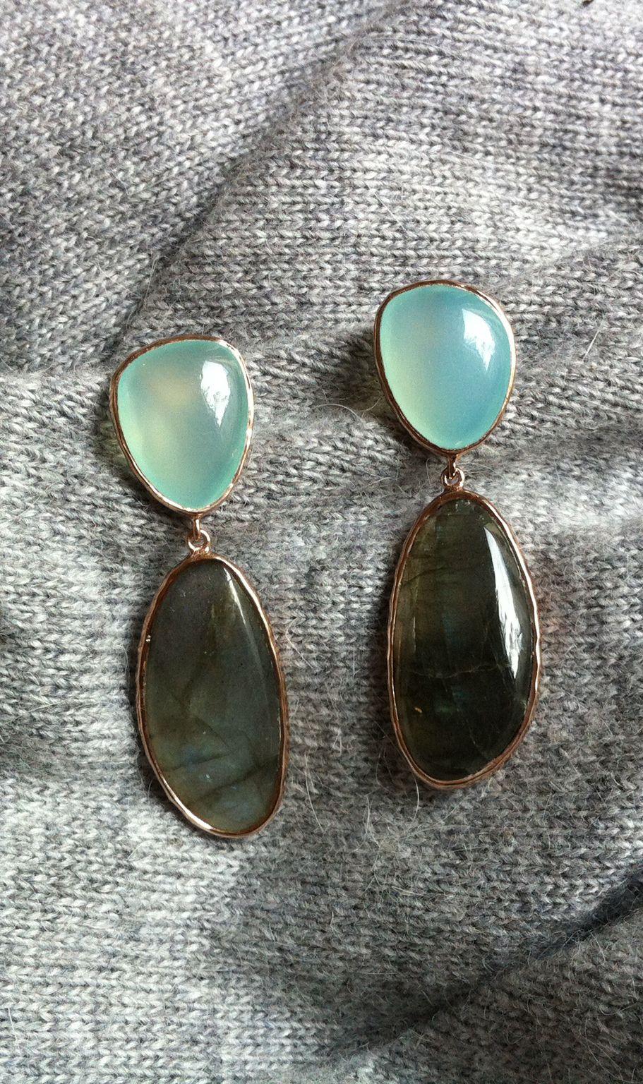 NEWONE-SHOP.COM I #gemstone #earrings