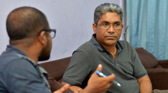 Haveeru Online - EXCLUSIVE - Heevee aanu gandeggai jehunuhen, dhen jehuny govvaalan: Auditor General.