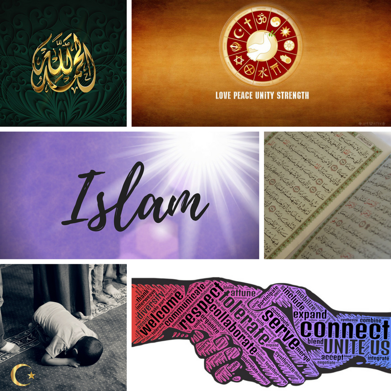 The Second Most Practiced Religion In The World Is Islam The Five - Most practiced religion in the world