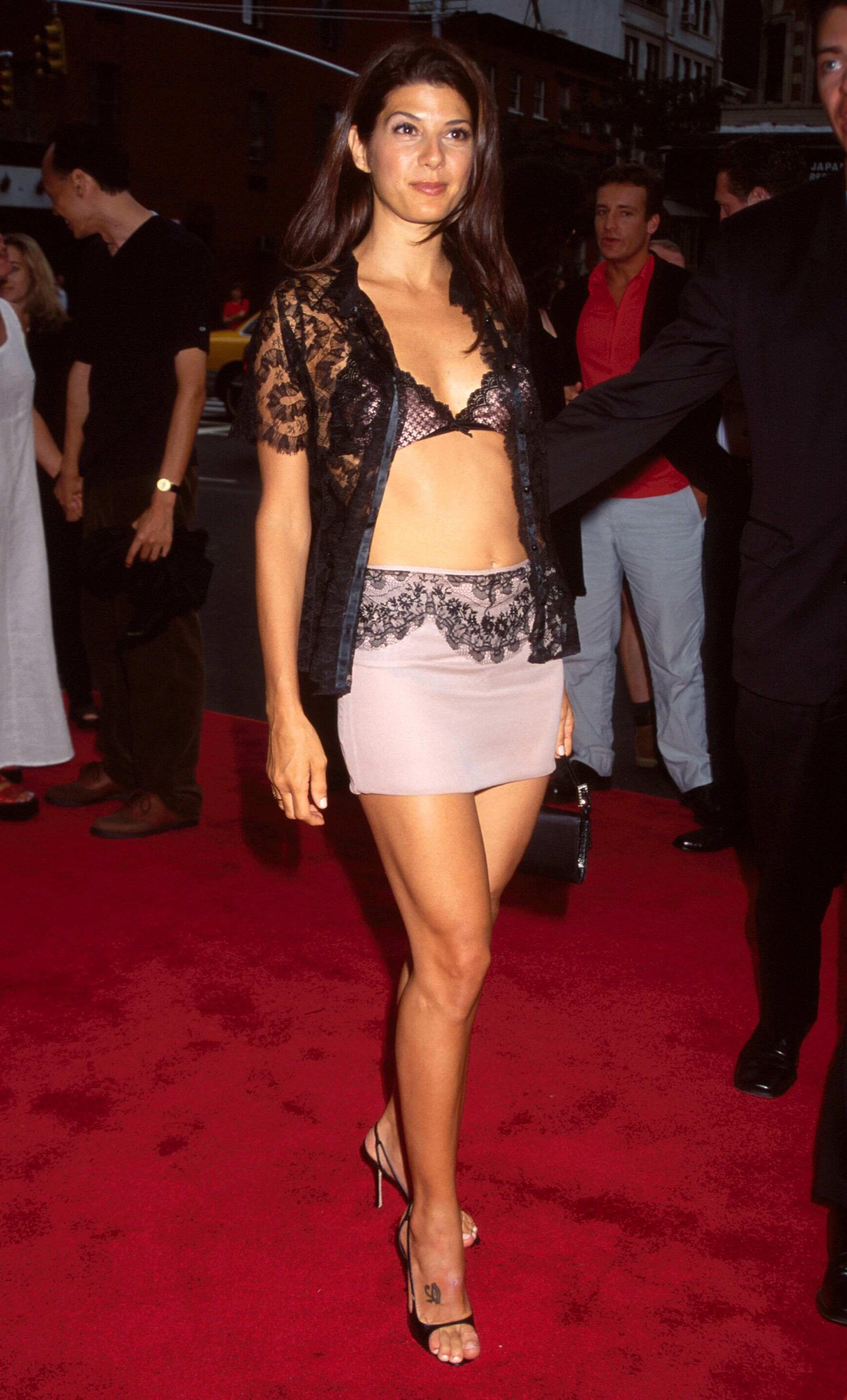 Marisa Tomei In Bikini