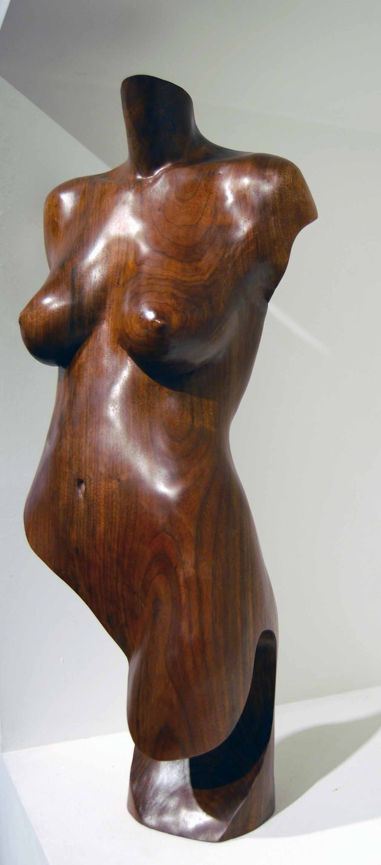 women wood carvings Sexy nude