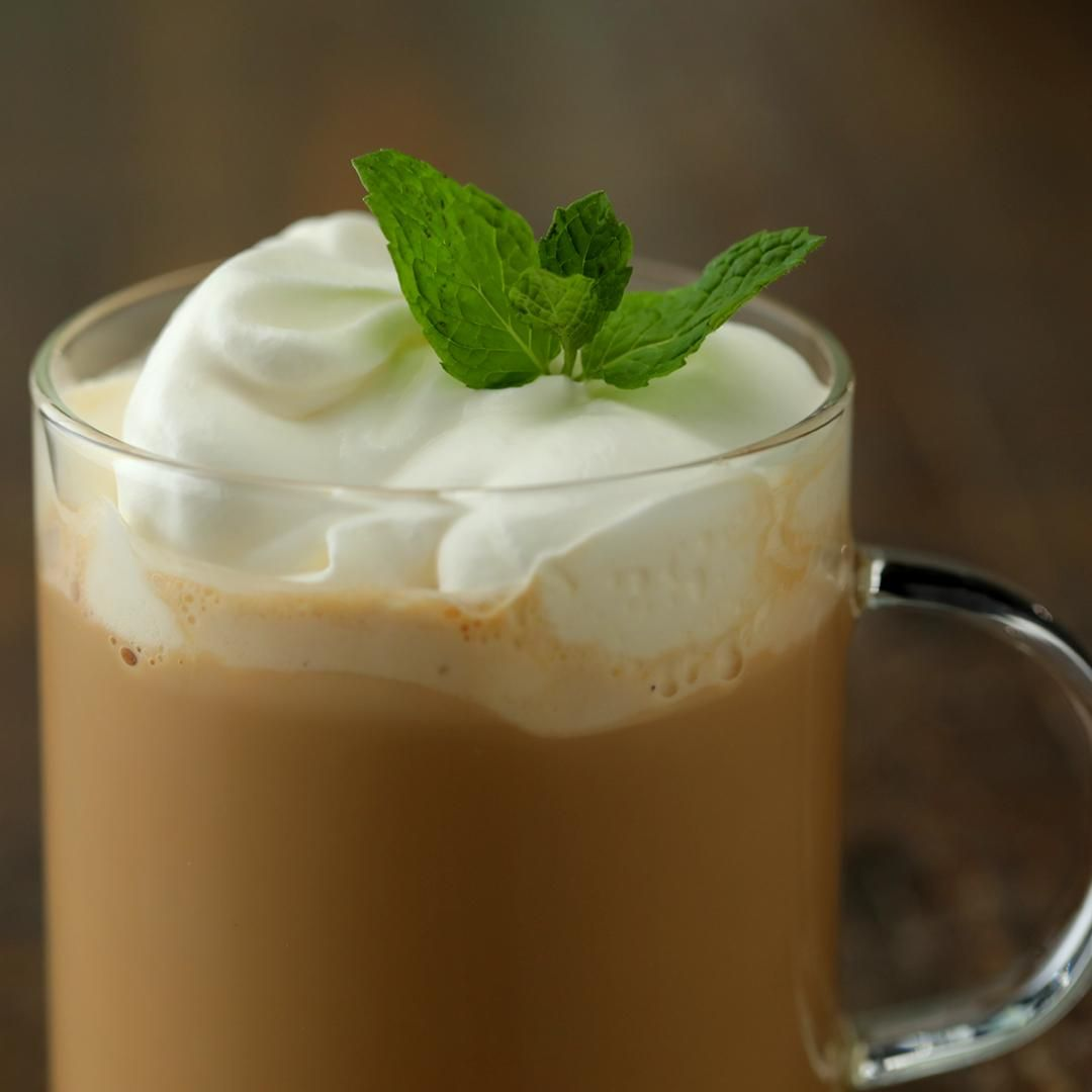 Photo of Irish Mint Latte