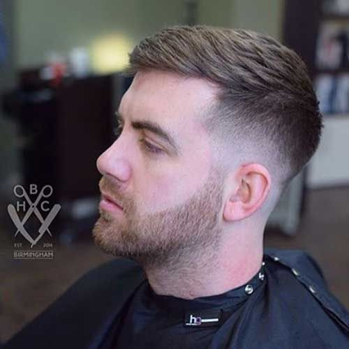20 Trendy Hairstyles For Boys: Short Hairstyles For Men-20