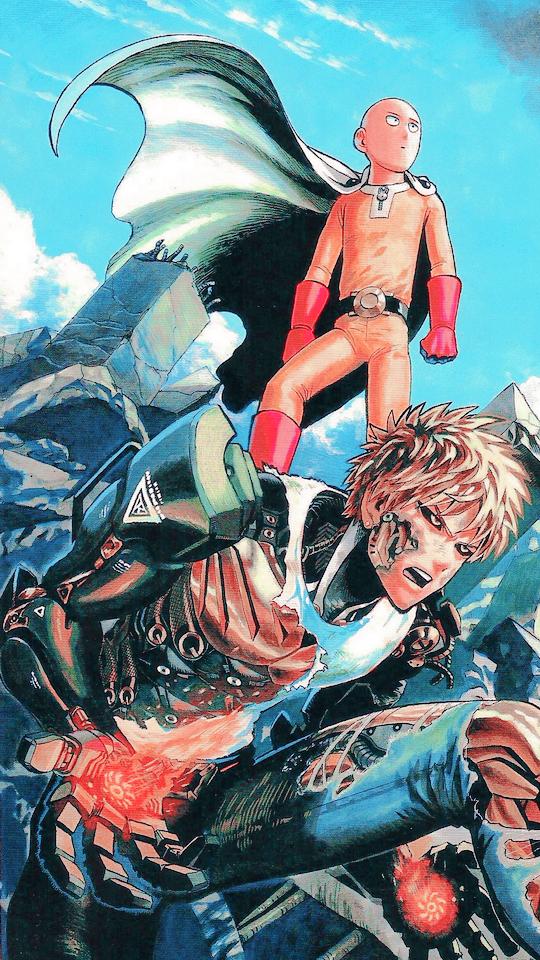One Punch Man Personnages d'animés, Dessin animé, Art héros