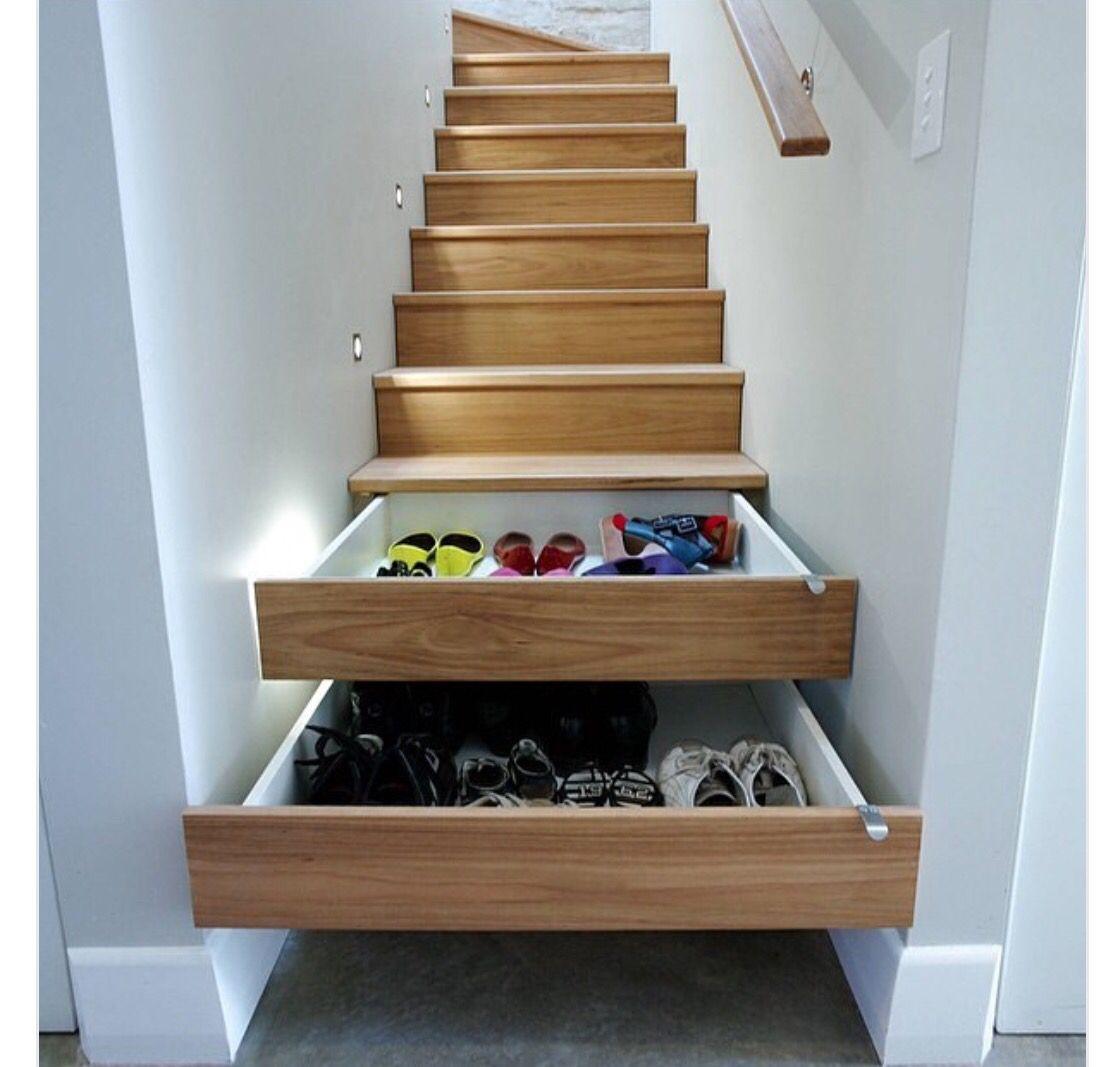 Stairwell organization
