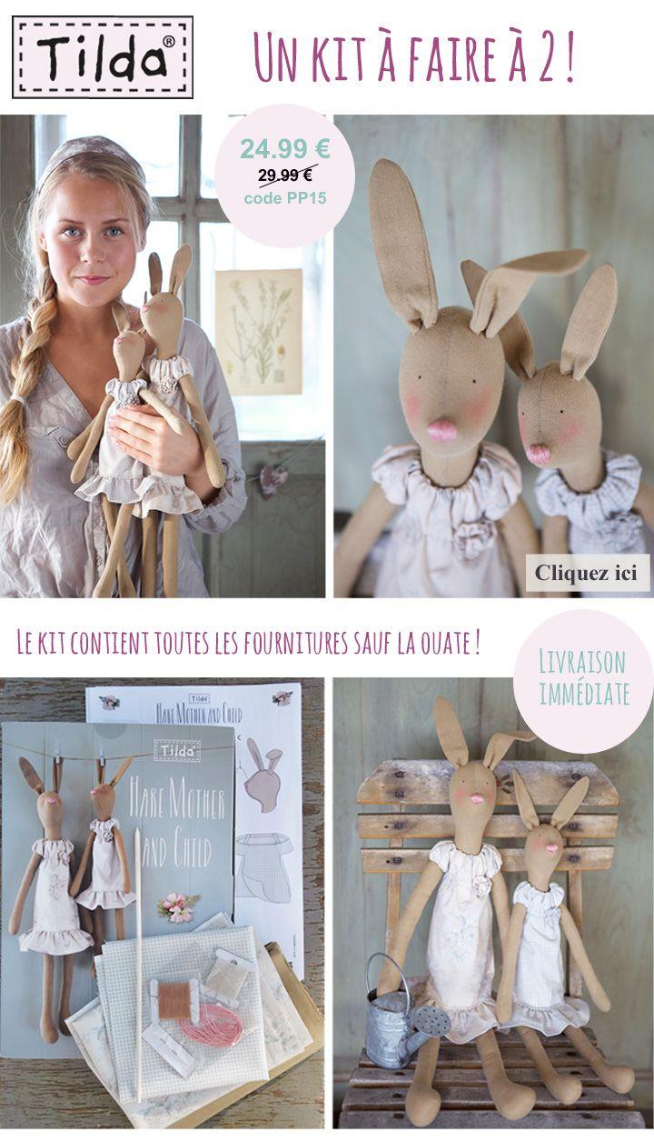 Encore des petits prix chez Tilda 80%   Coudre des jouets, Jouets vintage, Poupee tilda