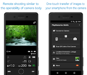 Download Remote app:PlayMemories Mobile latest Video Players