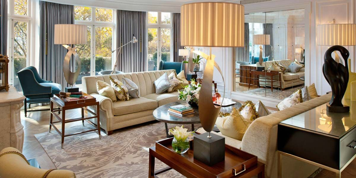 Presidential Suite Mandarin Oriental Hyde Park London Prestigious Venues Luxury Rooms Hotels Room Oriental Furniture