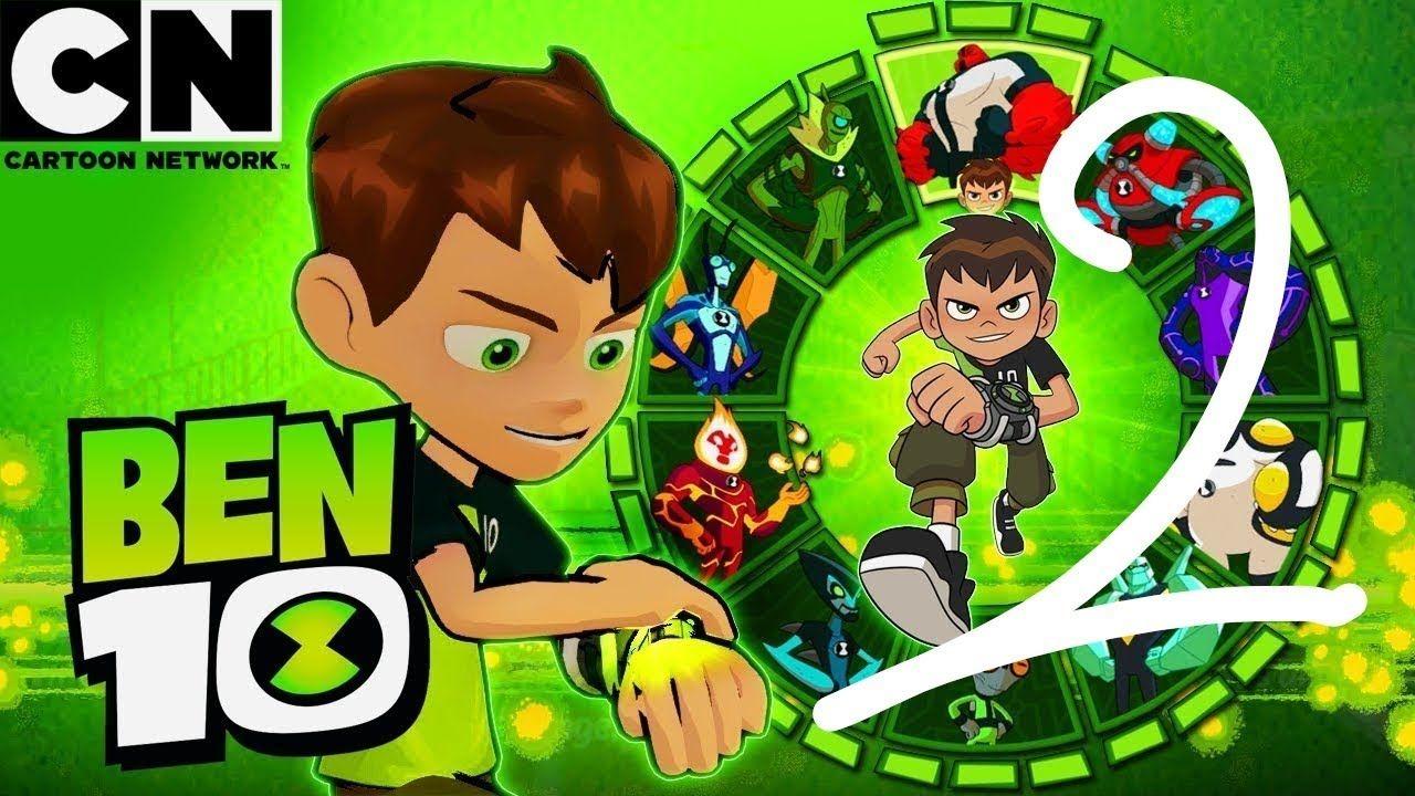 Ben 10 Video Game Part 2 العاب بن 10 الجزء 2 كرتون نتورك Ben 10 Cartoon Network Cn Cartoon Network