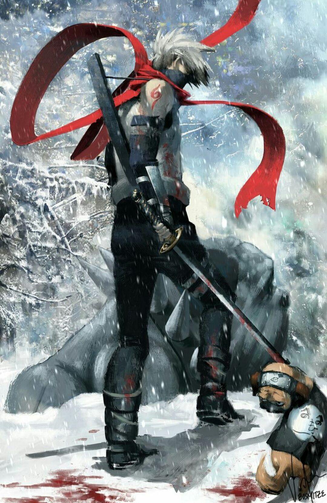 OS x Reader (Manga) - Kakashi x Reader | Anime | Naruto kakashi