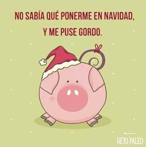 No Sabia Que Ponerme En Navidad Y Me Puse Gordo Memes De Navidad Chistosos Frases Graciosas Frases Navidenas
