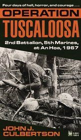 "Click to view a larger cover image of ""Operation Tuscaloosa"" by John Culbertson"