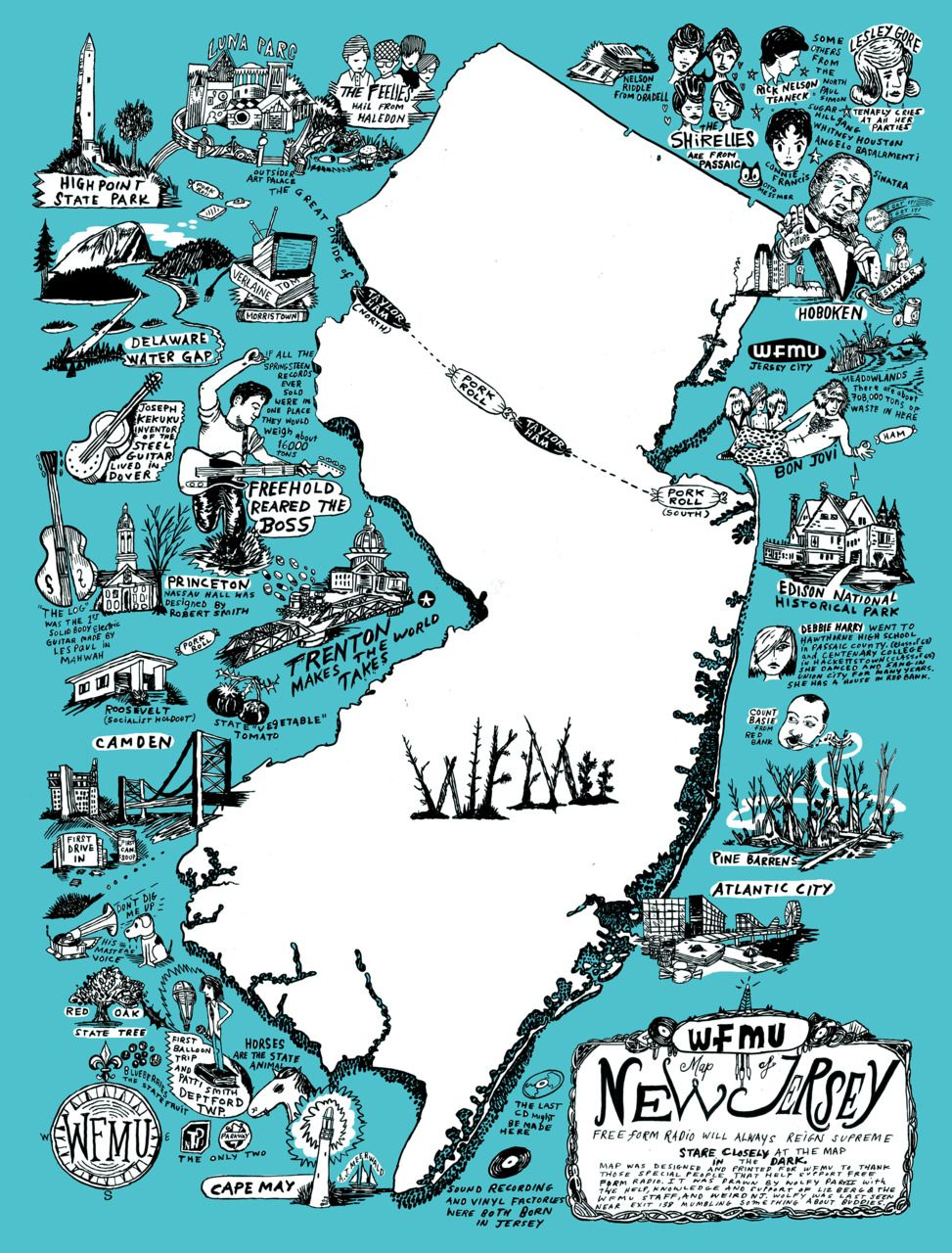 New Jersey My Home For About 10 Years Of My Life And I Went To Elementary School Here
