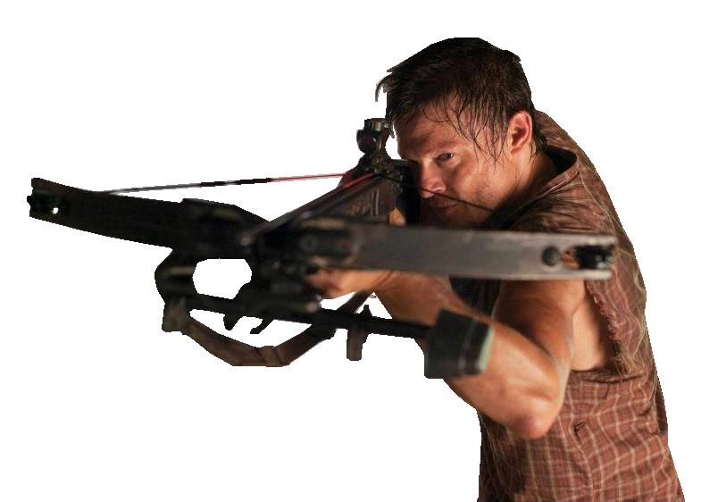 Daryl The Walking Dead Render By Twdmeuvicio On Deviantart Daryl Dixon Crossbow The Walking Dead Daryl Dixon