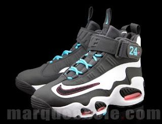 Nike Air Griffey Max 1 South Beach Sneaker Finally Own These Old But Still Love Nike Sneakers Sneakers Fashion