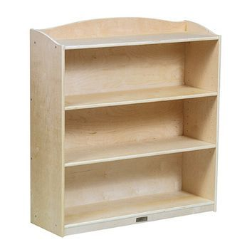Single Sided Bookcases Fit Flush Against The Wall With Approximately 11 5 Deep Display Shelves Now Available In Birch Plyw With Images Shelves Bookcase Display Shelves