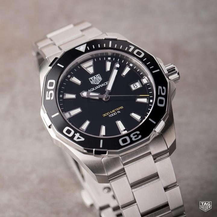 146ef8ba0d5f9 TAG Heuer Aquaracer 43mm Watch