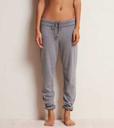 Aerie Classic Jogger For On The Couch Or On The Town Aerie Back