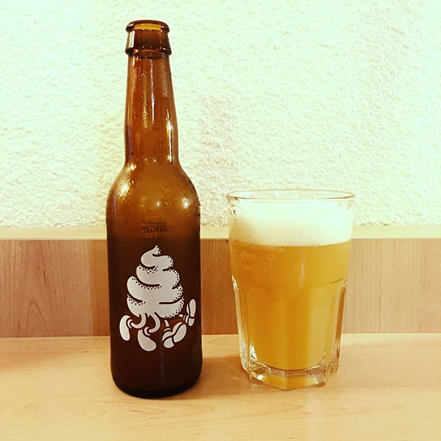 """New Hazy Beer Brewer - tallpinesbrew.com From fred.gurgel: Omnipollo Brewing Co., Sweden. Double Vanilla Ice-cream DIPA.  The Original Ice Cream series.  According to their website: """"Brewed with heaps of malted oats and conditioned on one vanilla bean in 2 liters of beer. The sensation of vanilla ice cream is unmistakable"""". I have to agree with them. This is the smoothest beer I have ever tasted, obviously it has a milkshake NEIPA foundation: oat, wheat, barley and lactose!  Focused on the balance among, complex malt mixture, sweet lactose additions and properly bitter hop addition. It get's the job done. It pulls to the sweet side. I loved it. . . #craftbeer #beer #beers #cervejaartesanal #cerveja #cerveza #beerporn #beerstagram #beerpong #biere #bier #cerveza #hopstagram #craftbeernation #beergeek #brewery #craftbeerlife #craftbeercommunity #beersnob #omnipollo #omnipollobrewing #neipa #hazy #hazybeer #dipa #milkshakeipa"""