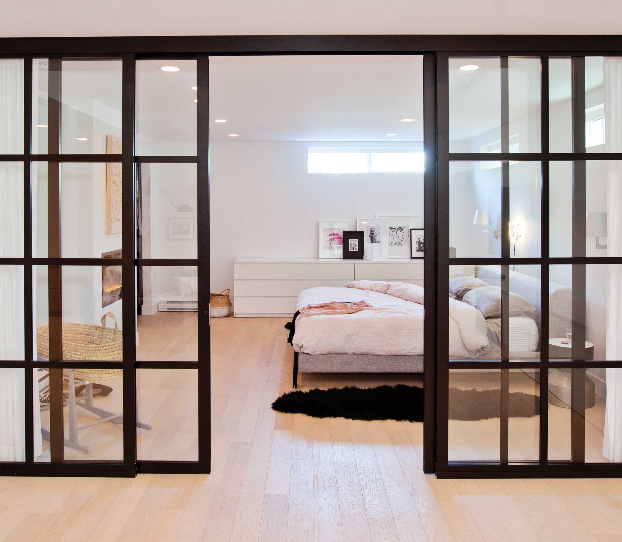 How To Make A Basement Bedroom Into A Bright And Airy