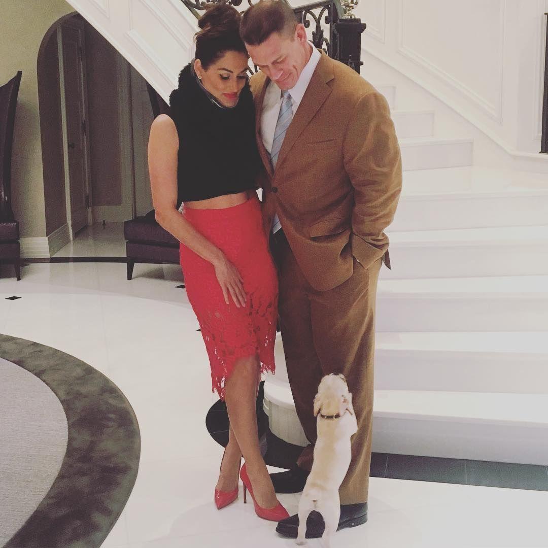 26 Reasons John Cena And Nikki Bella Are 100 Couple Goals Beaux Couples Couples Ados Couple