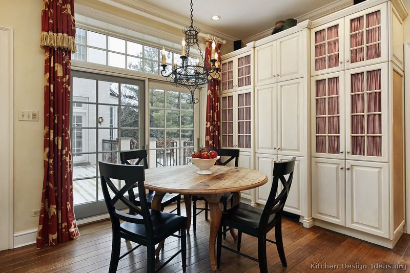 pictures of kitchens   traditional   off white antique kitchen cabinets  page reality check on my kitchen plan before i get in too deep      rh   pinterest com
